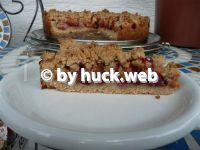 Zwetschgenkuchen für Faule