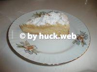 Streusel pastası